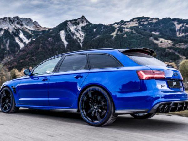 Dies ist der 8-gekühlte Abt-Audis in Folge